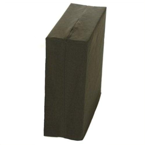 Sitzerhöhung / Sitzkissen 40x43x15cm schwarz, Sitzkissen