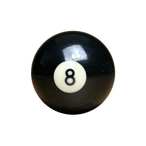 Negro sin 8 Ball 2¼