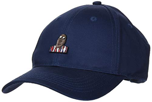 Cayler & Sons Herren Snapback Caps WL Biggenstein Blau Adjustable Gorras, Marina/MC, Talla Única Unisex Adulto