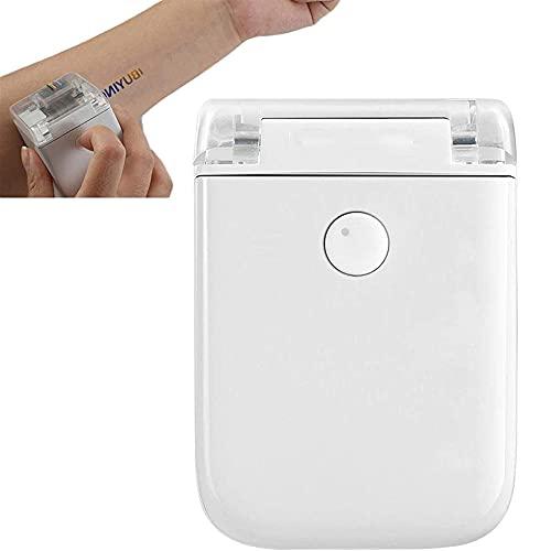 DTKJ Pocket Smart Color Printer: portátil de Mano Princube: la Impresora más pequeña del Mundo con conexión WiFi USB Funciona con Cualquier Material
