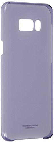 Samsung Clear View Standing, Funda para smartphone Samsung Galaxy S8 Plus, Violeta