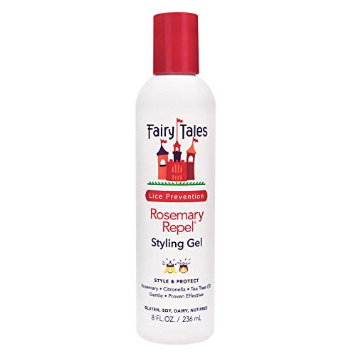 Product Image of the Fairy Tales Rosemary Repel Daily Kid Styling Gel- Kids Hair Gel for Lice...