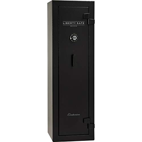 Liberty Safe Cn12-bkt-e Centurion Safe With Electronic Lock, 12 Gun Capacity