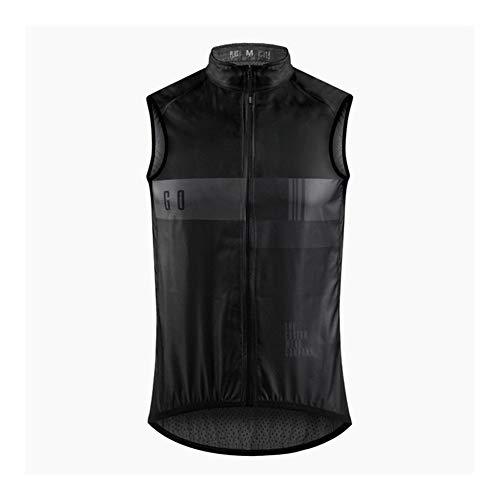 Alicefen Réflexion Nouveau léger Coupe-Vent Gilet Black Sheep Cycling Wind Vest Out Wear Cycling Wind Vest Gilets réfléchissants (Color : Green, Size : 3XL)