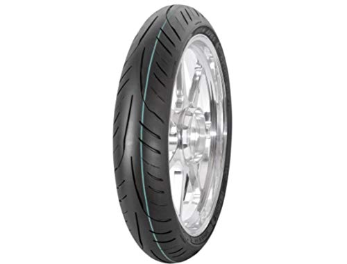 Avon Storm 3D X-M Radial Front Motorcycle Tires - 120/70ZR-17 90000020110