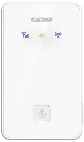 SITECOM WLM-1000 3G Mobile WiFi Modem Router SIM Lock Free