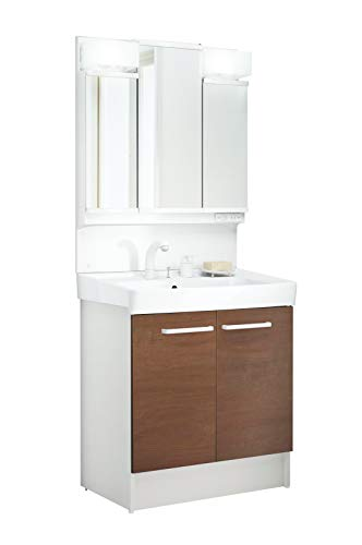 LIXIL(リクシル) INAX 洗面化粧台 セット D7シリーズ シングル...