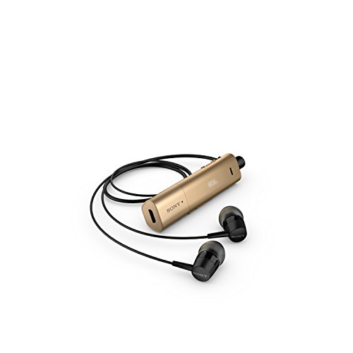 Sony SBH54GOLD - Auriculares Bluetooth, color oro