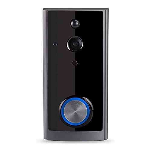 Doorbell Hd 1080p Ir Night Vision, Detección De Movimiento Pir, Audio De Dos Vías, Almacenamiento En La Nube, Control Remoto De La Aplicación, Almacenamiento En La Nube, Se Puede Aplicar A Android, Io