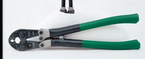 Greenlee K425BG Crimping Tool with D3 and BG Die Grooves