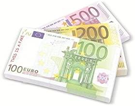 Memoblock 100€ Geldschein Banknote Design Notizblock