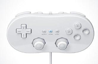 Mando Clásico PRO Wii Blanco [ Compatible ]