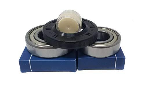 Juego de rodamientos de bolas 6206 6205 junta de eje 4036ER2003A LG lavadora