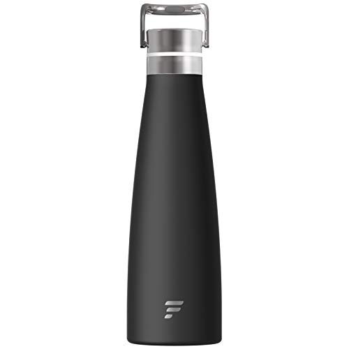 Letsfit Vacuum Insulated Water Bottle, Double Walled Vacuum Insulated Stainless Steel Water Flask for 24 Hours Cold, 12 Hours Hot, Leak-Proof BPA Free Sports Flask