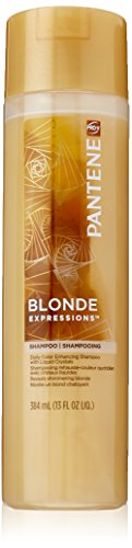 Pantene Prov Blonde Expressions Daily Color Enhancing Shampoo And Conditioner