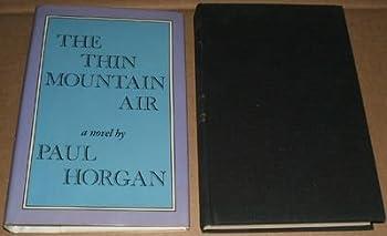 The Thin Mountain Air 0374274665 Book Cover