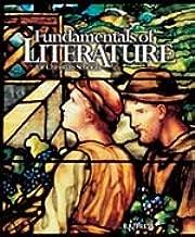Fundamentals Of Literature
