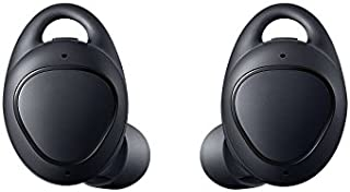 Samsung Gear IconX Bluetooth Earbuds, Black (SM-R140NZKAXSP)