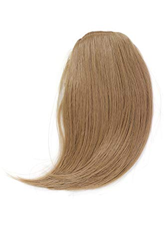Frange à clipper. Couleur: blond, teinte: 22, 17 cm/ 7 inch, postiche, extension, YZF-1088HT-22