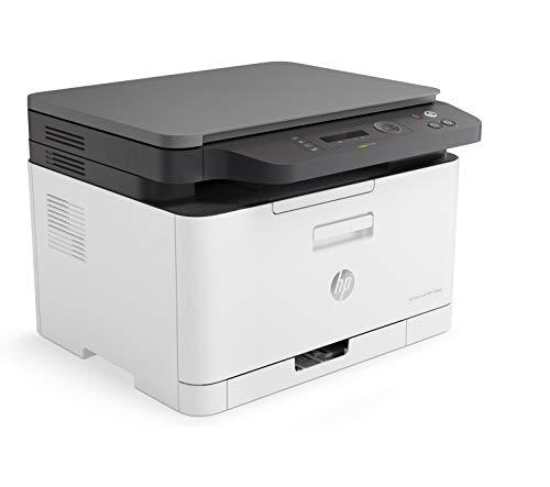 HP MFP 178NW - Impresora multifunción Color láser (impresión, Copia, escáner, hasta 18...