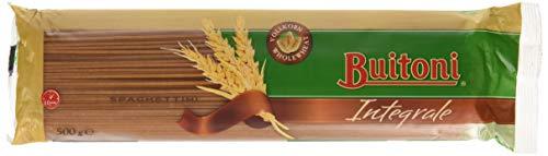 Buitoni, Spaghettini Integrale - 5 de 500 gr. (Total 2500 gr.)