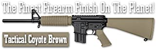 Firearm Finish - 4 oz Bottle with Hardener