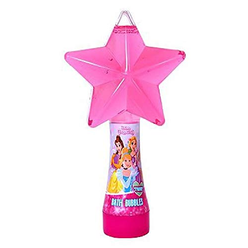 princesses bath foam 3D star 350 ml