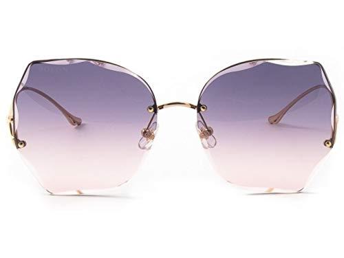 Bolon BL7102 A63 - Gafas de sol para mujer dorado 60