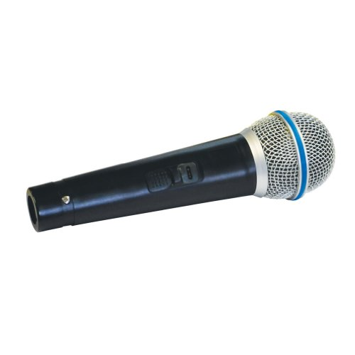 Mr Entertainer G158BE dynamische karaoke-microfoon met kabel