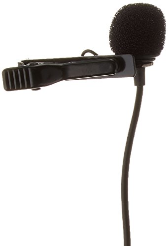 Saramonic SR-GMX1 digitale camera met microfoon, draadloos, zwart – microfoon (digitale camera, microfoon, -30 dB, 30-18000 Hz, 120 mW, 2200 Ohm, bekabeld)