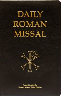 Daily Roman Missal Bonded Black Leather 7th...
