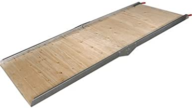 West Build-Your-Own Utility Ramp Kit - 8ft.L, 24in.-36in. Lift, Model# 1242