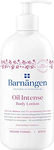 Barnängen Body Lotion Oil Intense, 1er Pack (1 x 400 ml)