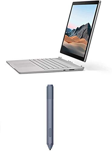 """Microsoft Surface Book 3 - Ordenador portátil de 13"""" Full HD, Platino, Teclado QWERTY Español +Microsoft Surface Pro Pen - Lápiz Azul"""