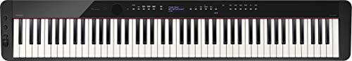 Casio Privia PX-S3000 - Pianoforte digitale, colore: Nero