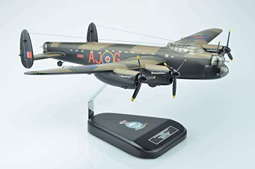 Bravo Delta Avro Lancaster Dambuster Überdachung Modellflugzeug