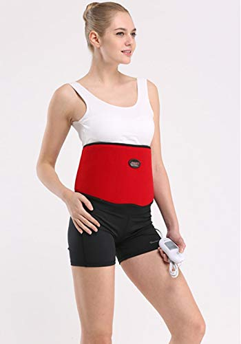 YVX Electric Heating Keep Warm Waist Band,Thermal Therapy To Warm The Waist, Relieve Waist Soreness, 001