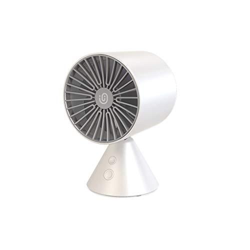 YWLINK Desktop Automatisch Mode Ventilator Klassisch KopfschüTtelnder Mini-LüFter Schreibtisch Desktop-Fan GeräUschloser TurbolüFter USB