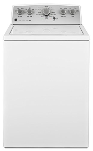 Kenmore 2622352 4.2 cu. ft. Total Capacity and Top Load Washer, White
