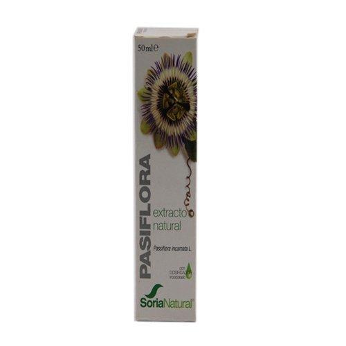 Soria Natural Extracto Passiflora Glicolico - 50 mililitros