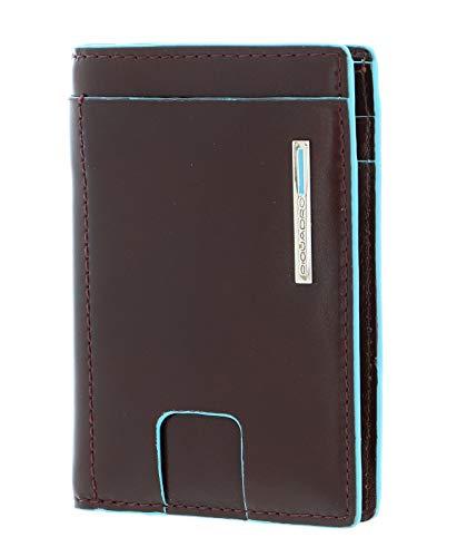 Porta carte Piquadro Blue Square sottile