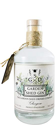 Garden Shed Gin glasgow, 45% Vol (1 x 0.7 l)