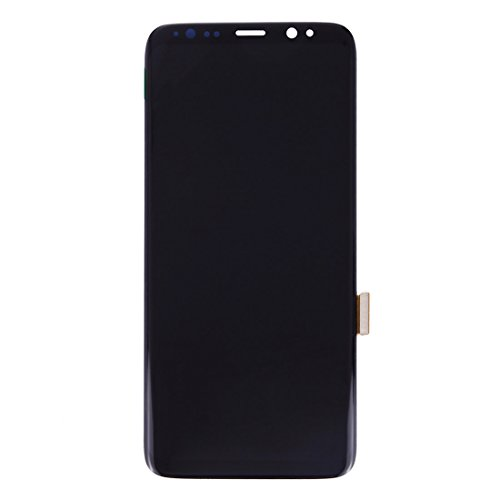 ELECTRONICS MobilePhone REPLACEMENT PART COU New LCD-scherm + New Touch Panel for Galaxy S8 / G950 / G950F / G950FD / G950U / G950A / G950P / G950T / G950V / G950R4 / G950W / G9500 (zwart)