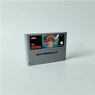Game card Lagoon - RPG Game Cartridge EUR Version ,Game Cartridge 16 Bit SNES , cartridge snes , cartridge super