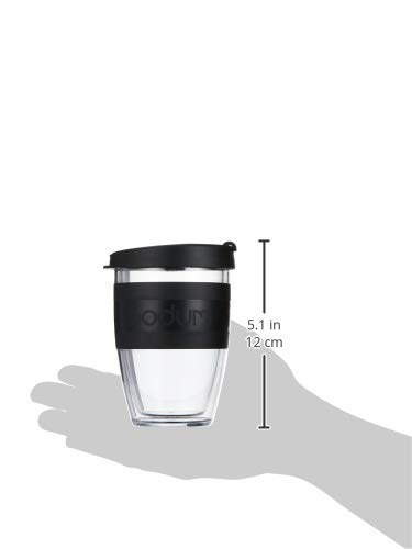 BODUM Joy Cup Travel Mug, 6 x 9.6 x 12.9 cm