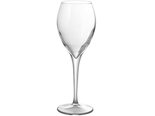 Bormioli Rocco 440090 Breeze 6 Calici in Vetro per Vino, 26 cl, unità