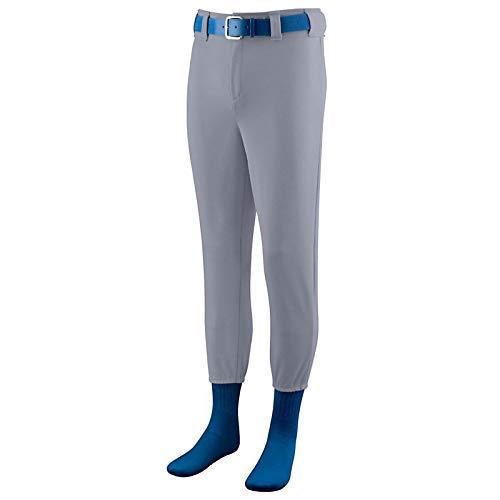 AAS Youth Baseball Pants - Grey (Youth Medium)