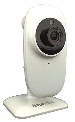 Smart Home Kamera innen (Bitron Video) - Passend für Speedport Smart, Telekom Smart Home Base, Telekom Smart Home Base 2