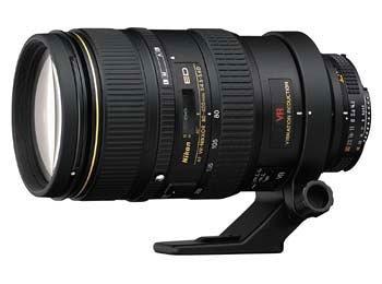 Nikon AF-D 4,5-5,6/80-400 VR ED