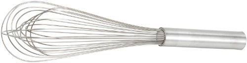 Winco PN-14 Stainless Steel Piano Wire Whip